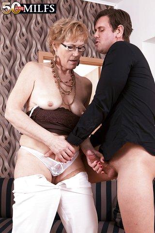 european mature mom