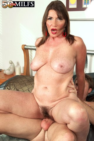 mature massage anal