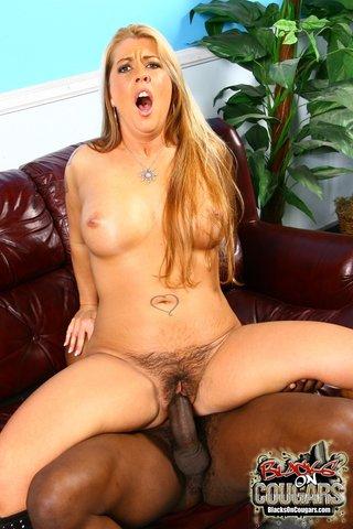 young interracial big tits
