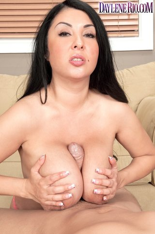 dark haired milf big