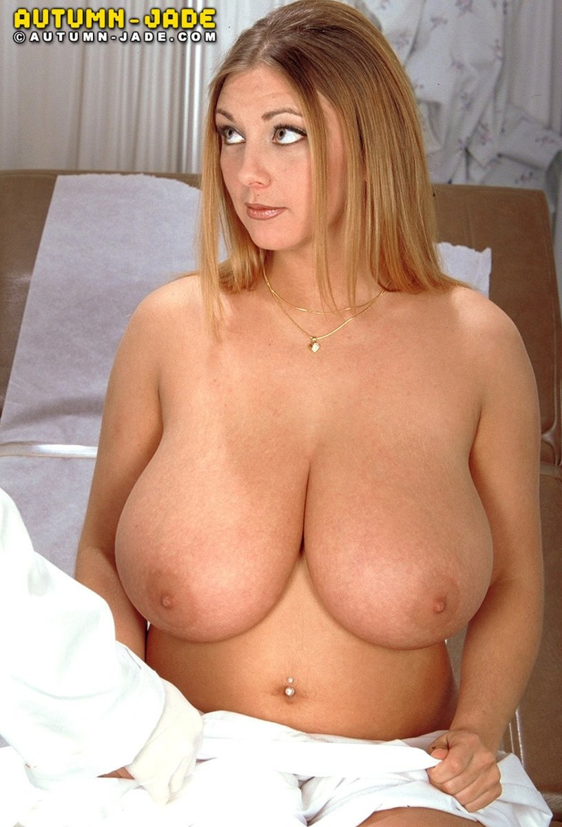 Blonde Natural Big Tits