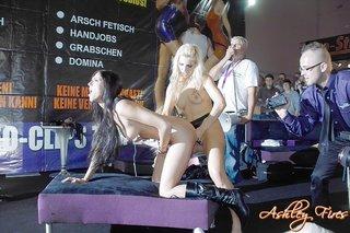 amateur blonde big tits