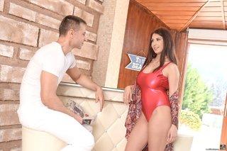 european massage seduction