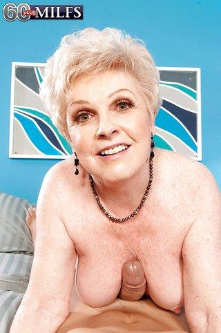 naked granny fucking