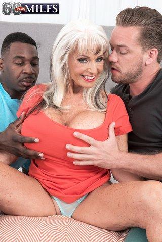 granny hot threesome
