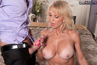 big boobs sexy mom