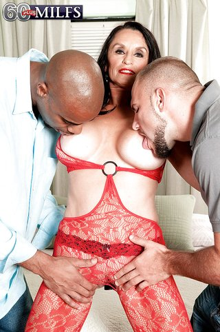 erotic interracial blowjob