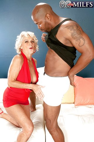 blonde interracial sex