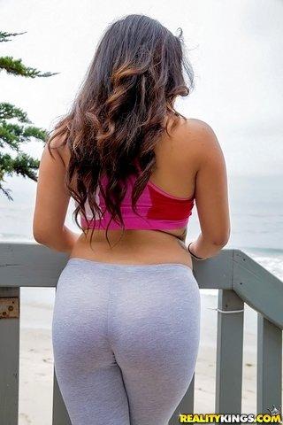 big ass yoga pants
