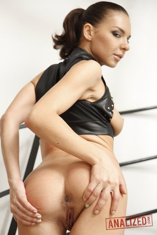 submissive young natural