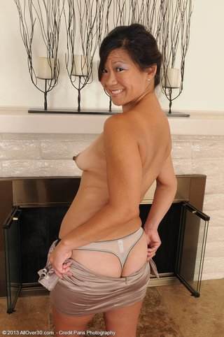small tits asian mature