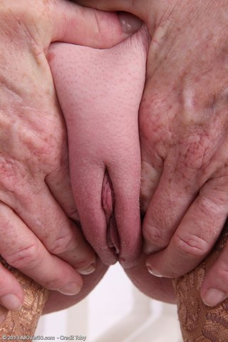 mature british granny stockings
