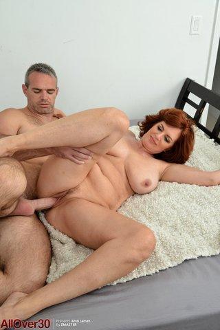 nude riding cock