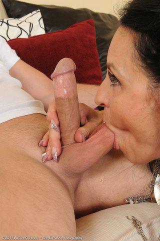american mature mom big