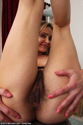 dirty mature blonde