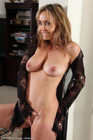 horny mature masturbation