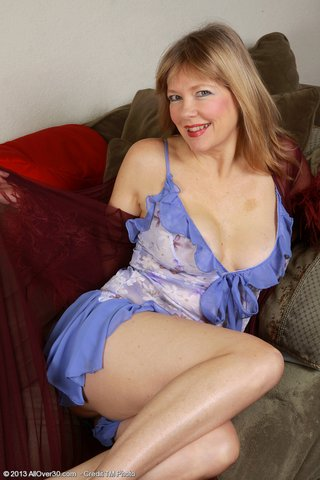 mature beautiful breasts