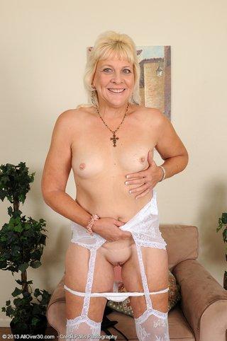 tiny tits hungarian granny