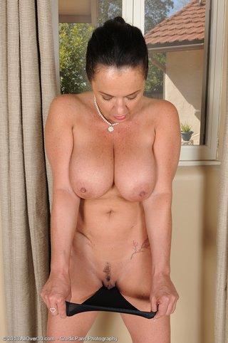 ass spread, milf, upskirt, woman