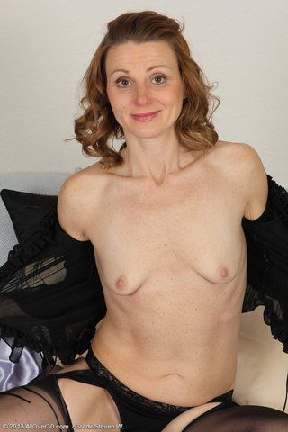 saggy tits hungarian mature