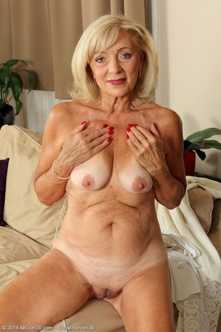 small tits mature lingerie