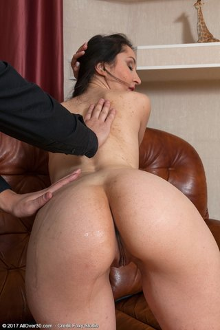 naked mature anal