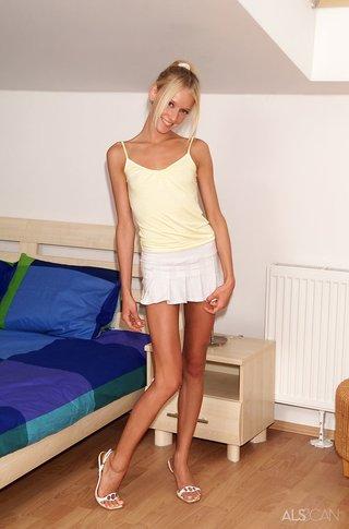 horny skinny flexible teen