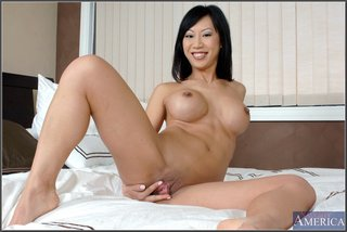american mature asian masturbation