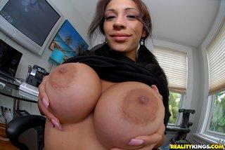 sexy boobs milf