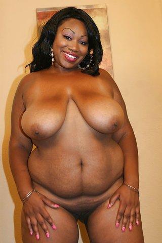 american naked bbw interracial