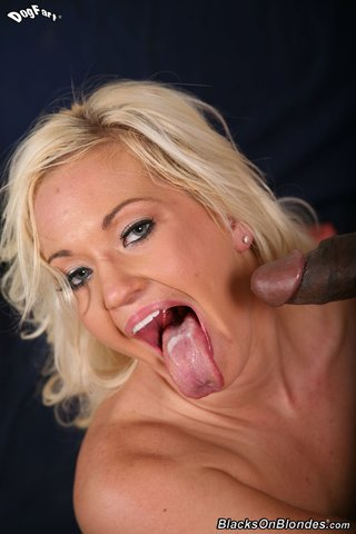 american anal blonde interracial
