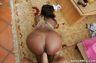 american big ass brown