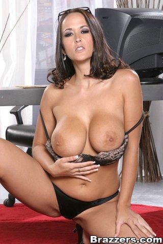 american stripping hot brunette