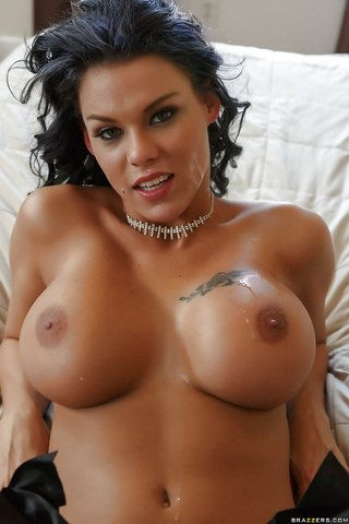 american busty latina maid