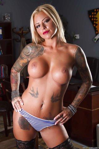american tattoo milf