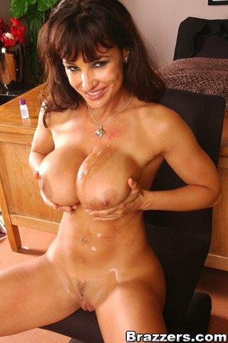 american huge breasts office