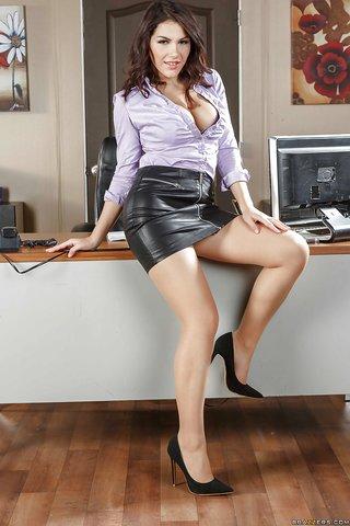 italian big tit secretary