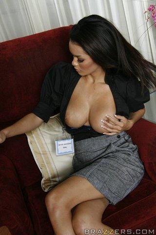 american naked ass latina
