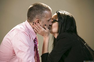 american horny kissing stockings