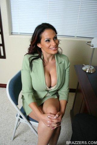 american latina mature boss