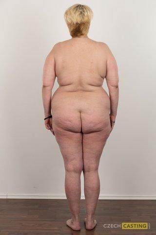 chubby czech casting mature