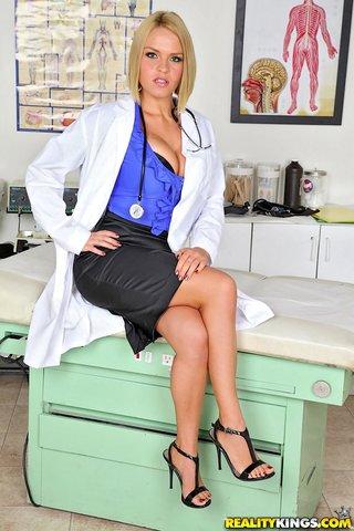uniform cfnm nurse