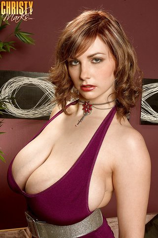 american voluptuous thick redhead