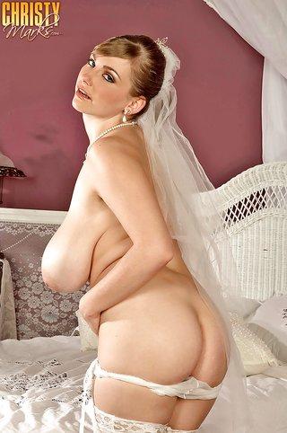 american big tits bride
