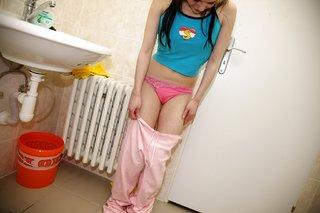 slim teen panties masturbation
