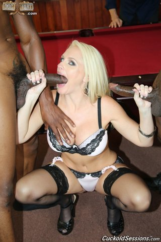 milf interracial stud