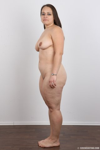 saggy tits czech casting