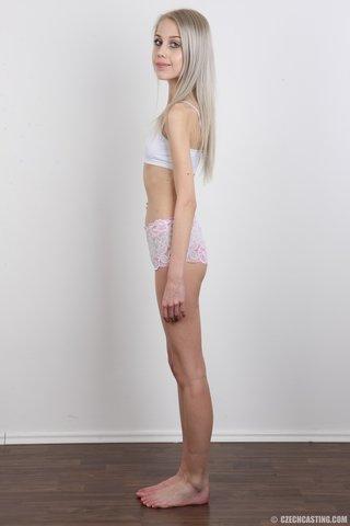 european skinny 18yo amateur