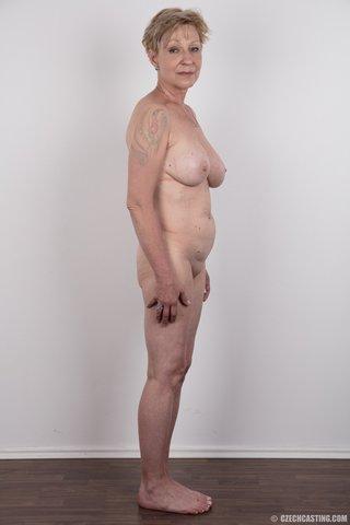 stripping czech casting mature