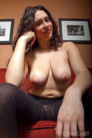 big boobs amateur pantyhose